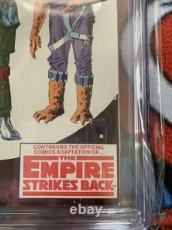 Star Wars #42 CGC 9.2 NM- WP 12/80 1980 Marvel Comics 1st Boba Fett White Pages