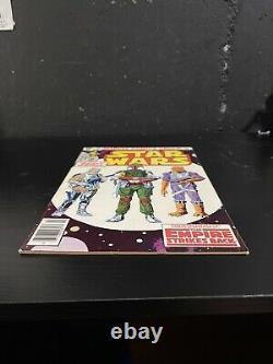 Star Wars #42 Marvel Comics 1980 First Appearance Of Boba Fett F/VF