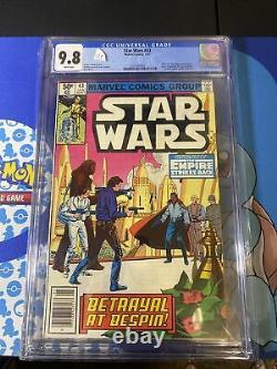 Star Wars #43 Marvel Comics 1/81