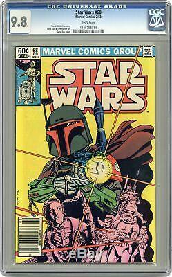 Star Wars #68 CGC 9.8 1983 1126798014