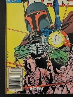 Star Wars #68 Newsstand First Mandalorian Marvel Comics 1980