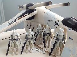 Star Wars Action Figure 3.75 Republic Gunship Galactic Marine Comic Pack Loose