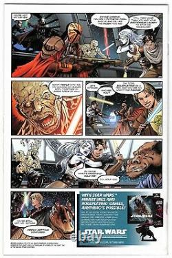 Star Wars Clone Wars 1 Newsstand Edition Dark Horse Comics 2008 1st Ahsoka Tano