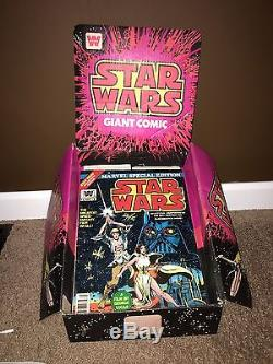 Star Wars Comic Book Store Display