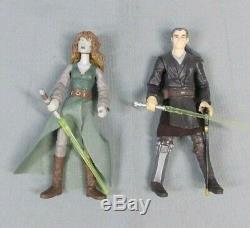 Star Wars Comic Pack 12 T'ra Saa & Tholme Loose Action Figure Set 2009 Hasbro