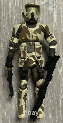 Star Wars Comic Pack 83 Bogey Squad Clone Trooper Kashyyyk