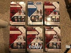 Star Wars Comic Pack Lot 15 Sets Troopers! Check Out My One Of A Kind Auctions