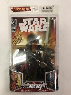 Star Wars Comic Pack With Qel-Droma And Exar Kun Tales Of The Jedi Number Six