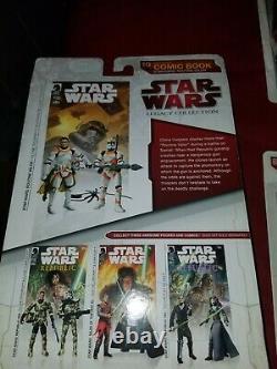 Star Wars Comic Packs Clone Trooper Lieutenant