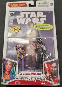 Star Wars Comic Packs Deliah Blue & Darth Nihl (Entertainment Earth Exclusives)