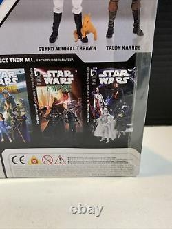 Star Wars Comic Packs Heir To The Empire #1 Grand Admiral Thrawn Talon Karrde