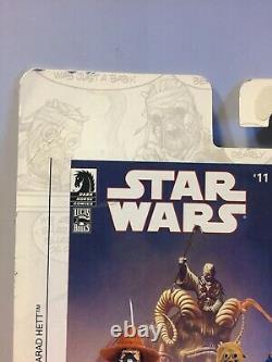 Star Wars Comic Packs KI ADI MUNDI AND SHARAD HETT Figure 2 Pack #11
