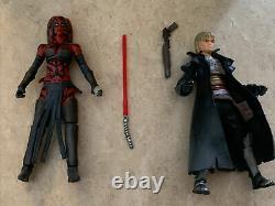 Star Wars Comic Packs Legacy #2 Darth Talon Cade Skywalker Rare Set Loose