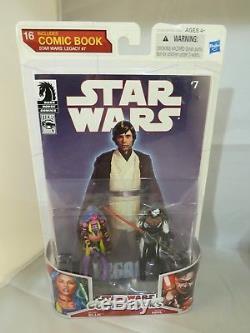 Star Wars Comic Packs Legacy Deliah Blue & Darth Nihl