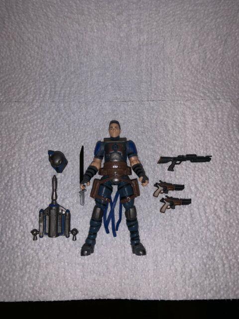 Star Wars Comic Packs Mandalorian Montross 3.75 Action Figure