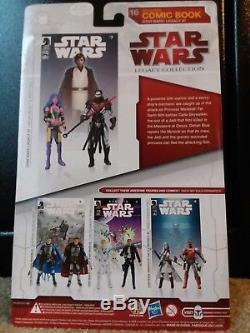 Star Wars Comic packs Deliah Blue Darth Nihl Entertainment Earth EE