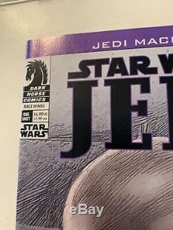Star Wars Dark Horse Jedi Mace Windu One Shot 1st App Asajj Ventress Unpressed