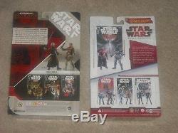 Star Wars Darth Krayt Sigel Dare Dark Woman A'sharad Hett Comic Packs Lot Of 2