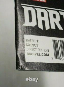Star Wars Darth Maul Issue #2 Variant Cover by David Aja / Marvel Comics