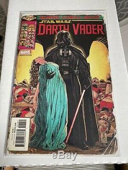 Star Wars Darth Vader #1 150 Mark Brooks Variant Marvel NM