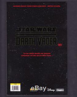 Star Wars Darth Vader #1 Euro Variant Matteo Scalera Marvel Rare Exclusive 2015