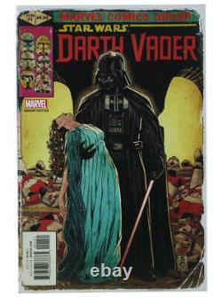 Star Wars Darth Vader #1 Variant Mark Brooks X-Men #145 Homage Cover Marvel