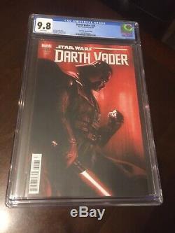 Star Wars Darth Vader 25 125 Cgc 9.8 Gabrielle Dell Otto Variant