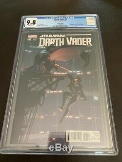 Star Wars Darth Vader #3 1st App DR. APHRA 125 LAROCCA VARIANT CGC 9.8 FreeShip