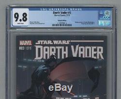Star Wars Darth Vader #3 1st App Doctor Aphra 125 Larocca Variant CGC 9.8