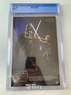Star Wars Darth Vader #3 (2015) CGC 9.8 1st Doctor Aphra Disney+
