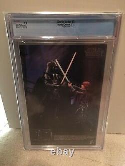 Star Wars Darth Vader #3 CGC 9.8 125 Larroca Variant 1st app Doctor Aphra, BT-1