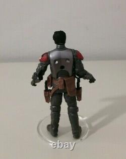 Star Wars EE Exclusive Comic Pack JASTER MEREEL Mandalorian Loose Figure