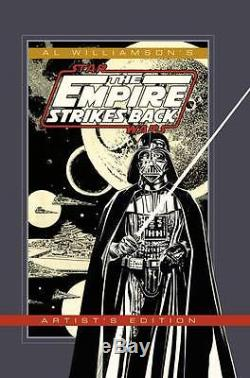 Star Wars Empire Strikes Back Al Williamson Artist Edition HC Marvel IDW 2016