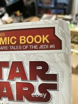 Star Wars Exar Kun Comic Pack Ulic Qel Droma