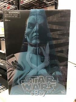Star Wars Grand Admiral Thrawn Hasbro 2017 Sdcc San Diego Comic Con Exclusive