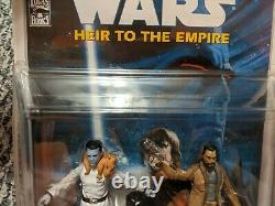 Star Wars Heir To The Empire 1 Comic Packs First App Thrawn Mandaloria + Ashoka