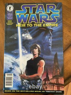 Star Wars Heir to The Empire #1 Dark Horse Comics MINT 1995 1st Thrawn