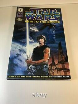 Star Wars Heir to the Empire 1-6 1995 Series Dark Horse Comics No CGC