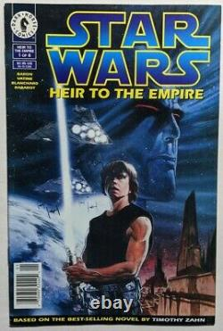 Star Wars Heir to the Empire 1 Newsstand Variant 1st appearance Thrawn