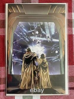 Star Wars High Republic #1 CBE Paolo Villanelli Variant Set Virgin/Trade. NM