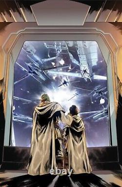 Star Wars High Republic 1 Marvel Homage Virgin VARIANT Limited 600 Pre-Sale NM