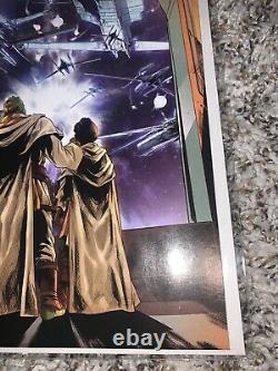 Star Wars High Republic 1 Villanelli Variant Set