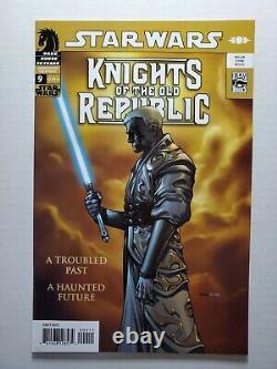 Star Wars Knights Of The Old Republic #9 (NM) 1st App Darth Revan, Darth Hayze