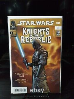 Star Wars Knights of the Old Republic #9 1st App of Darth Revan Comic VF/NM