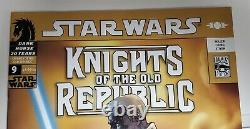 Star Wars Knights of the Old Republic Comic Book issue #9 Dark Horse VF/NM 2007