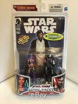 Star Wars Legacy Collection Comic Pack Deliah Blue And Darth Nihl