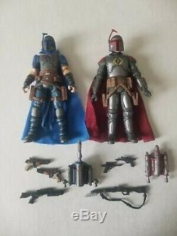 Star Wars Legacy Collection Comic Pack Jaster Mereel & Montross (Complete)