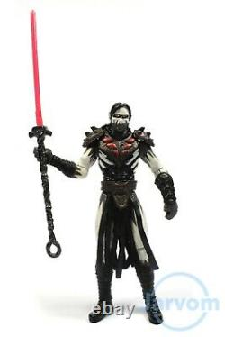 Star Wars Legacy Collection TLC EE Comic Pack Sith Darth Nihl Loose Complete