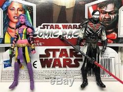 Star Wars Legacy comic pack DELIAH BLUE & DARTH NIHL