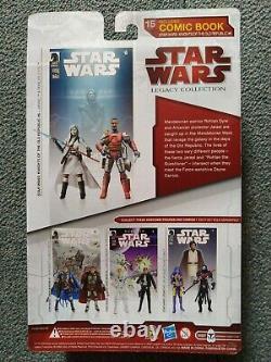 Star Wars Mandalorian Comic Pack jarael and rohlan dyre